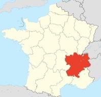 Département Rhône Alpes